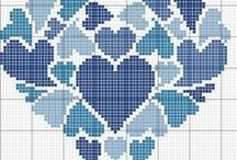 Crafts ≈≈ Cross Stitch / by Linda Kullman