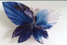 Paperitaittelua / Paper Quilling/ Paper art