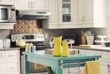Home Decor Inspiration & Tips / Favorite organization, household, and home decor ideas and tips of Hudson and Emily.