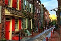 Philadelphia. / by Carrie Dixon