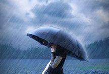 Rainy Days ....♥ / by Linda Kullman