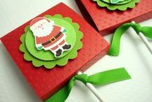Christmas Cards & Box / by Zia Pissi