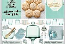 Dream Dinner Party with P.S. - I Made This / We're pinning your dream #dinnerparty sets! Wanna join in? Create a set to show @psimadethis how you'd design a dream dinner party and you could win $200 worth of DIY essentials! http://polyv.re/1heIz6v #dinnerparty