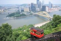 I Love Pittsburgh / You can take the girl ahta Pittsburgh, but you can't take Pittsburgh ahta the girl. / by Marla Crawford