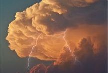 Clouds......Beautiful Sky ♥ / by Linda Kullman