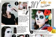 Halloween Things We Love / This Halloween, why not get in the spirit and go all out with your DIY costume, makeup, home decor? Here are some things we love.