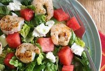 Healthy Lunch/Dinner Recipes / Favorite healthy recipes, healthy lunch recipes, and healthy dinner recipes of Hudson and Emily.