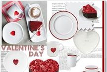 Valentine's Day XO / Sharing the love by pinning the best of the best Valentine's Day fashion, gifts, products, and more, from Polyvore!