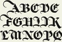 alfabeti iniziali