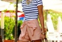 Casual Warm Weather Fashion / Favorite spring / summer women's fashion and style of Hudson and Emily.