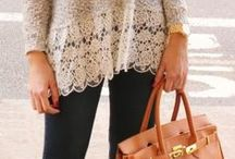 Casual Fall / Winter Fashion / Favorite fall / winter women's fashion and style of Hudson and Emily.