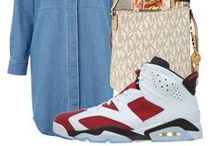 Outfits with Jordans / We pinned tons of our favorite outfits featuring Jordans -- which style is up your alley?