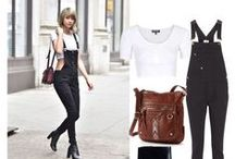 Taylor Swift Style / She never goes out of style. Our very favorite Taylor Swift outfits of all time!