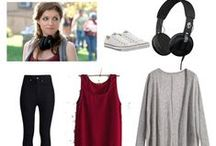 Anna Kendrick Style / Casual and chic looks from Anna Kendrick.