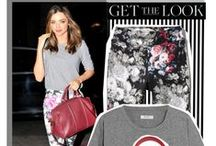 Miranda Kerr Style / The most stylish Polyvore community members LOVE Miranda Kerr's street style and we do, too!