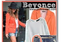 Beyonce Style / No denying Beyonce is a force to be reckoned with, but so is her on-point style.