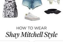 Shay Mitchell Style / We haven't met a Shay Mitchell outfit we didn't like...or want desperately in our closet.