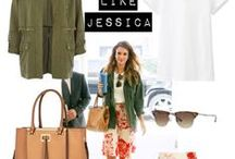 Jessica Alba Style / Some of our favorite classic looks from Jessica Alba.