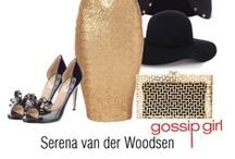 Serena Van Der Woodsen Style / Get Serena's fabulous style with these Gossip Girl sets.