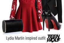 Lydia Martin Style / Get Lydia Martin's Teen Wolf style and you'll have everyone howling for more. So corny.
