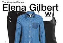 Vampire Diaries / Get some edgy style tips from one of our favorite shows, Vampire Diaries.