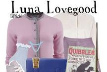 Luna Lovegood Style / If quirky is your game, there's only one name to know: Luna Lovegood. Get her look!