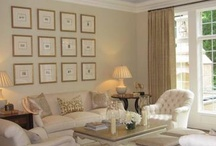 living rooms / by Jennifer Berg