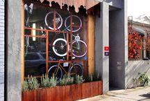 Bike Shop Decor