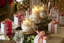 Holiday Deco! / Christmas / by Cindy Jacquez