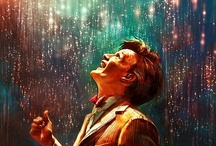 """WHOvian Pride / """"I am and always will be the optimist, the hoper of far-flung hopes, and the dreamer of improbable dreams.""""        ~The Eleventh Doctor / by Namratha K."""