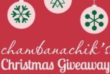 chambanachik Christmas Giveaways