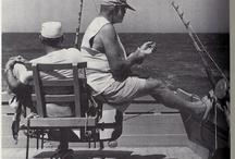 Hemingway / Casual / ヘミングウェイの流儀〜ファッション/カジュアルウェア編 アメリカン・アジュアルウェア黄金期の記録 ラギッドスタイルの体現者としてのヘミングウェイ  Fashion casual clothes / Style of Hemingway Golden age of the American casualware Embodier of Rugged style