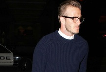 Beckham & Fashion icon / Beckham,men's celeb fashion style