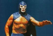 Wrestler / Lucha Libre