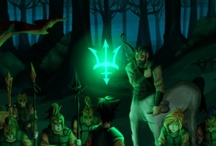 """CAMP HALF-BLOOD / """"Keeping Young Heroes/Demigods Safe from Harm (mostly) For Over Three Millennia """" / by Namratha K."""