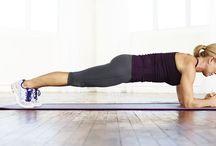 Workouts / Workouts, routines & yoga