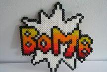 Pixel Art - perles Hama