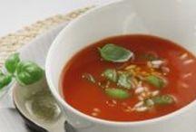 Podravka juhe / Podravka u svojoj ponudi ima bistre i krem juhe, među kojima će svatko pronaći nešto za sebe, a priprema je vrlo jednostavna i brza.  / by Coolinarika Podravka