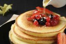 Omiljene palačinke / Proučite cool recepte i ispecite brdo različitih palačinki te u društvu s obitelji i prijateljima uživajte u okusima najomiljenijeg deserta na svijetu.  / by Coolinarika Podravka