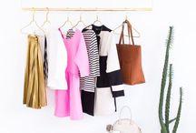 Wardrobes / Wardrobe inspiration