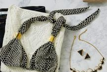 ISHARYA Travel Jewelry, Summer Style / Passport to summer travel fashion style with Isharya's fabulous travel jewelry. This summer, set sail for fashionable waters with a splash of chic summer jewelry in shades of bold gold, ocean blue, and bright colors.