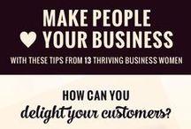 Business: Customers Matter