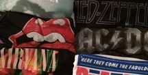 Band Shirts and other band stuff / BANDS, BANDS AND MORE BANDS