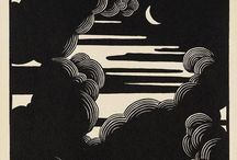 Woodcut / Linocut / Woodblock Print