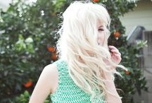 hair envy. / by Jordanne Campos