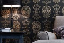 Wall Decor / Wall Decor, Wall Paper / by Jennie Kelly