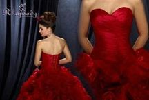 Ravishing in Red - Weddings and Prom! / Our favorite red accessories and ideas for your prom or wedding day!  Visit us anytime at www.affordableelegancebridal.com for elegant, affordable accessories!