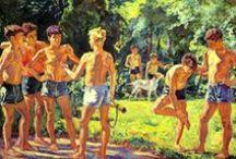 Arts of Russia
