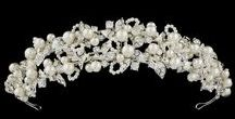 Perfect in Pearls! Wedding Jewelry and Accessories / Beautiful pearl accessories for your wedding or special occasion! Visit us anytime at www.affordableelegancebridal.com for elegant, affordable wedding accessories!