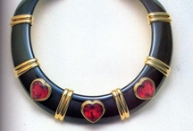 Jewelry and Jewelry Designers / by Lucy Takes a Trip Vintage